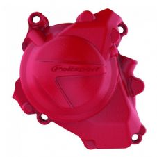 IGNITION COVER PROTECTOR HONDA CRF450R 2017 RED